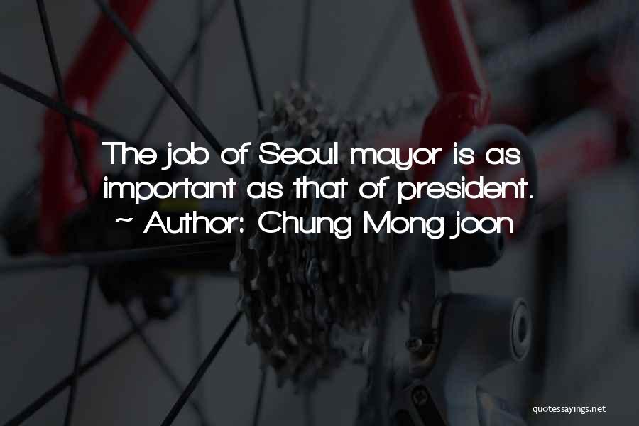 Chung Mong-joon Quotes 729730