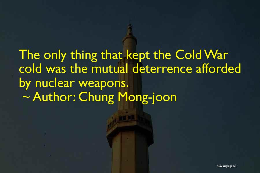 Chung Mong-joon Quotes 873743