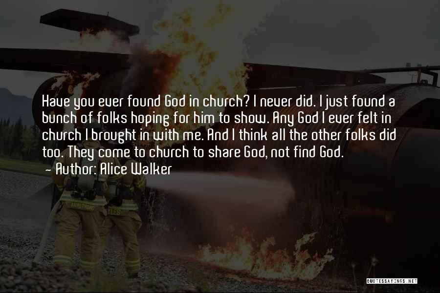 Top 33 Quotes & Sayings About Church Folks