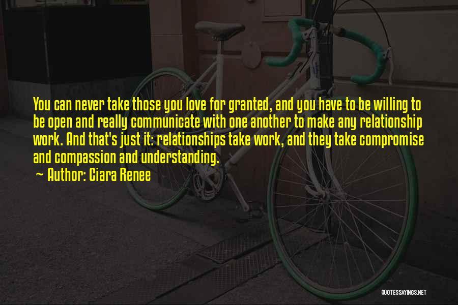 Ciara Never Ever Quotes By Ciara Renee