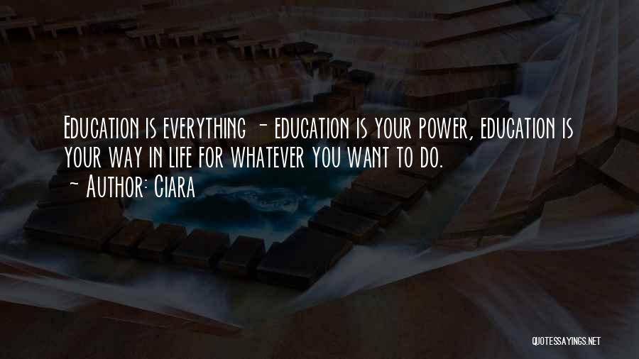 Ciara Quotes 1275646