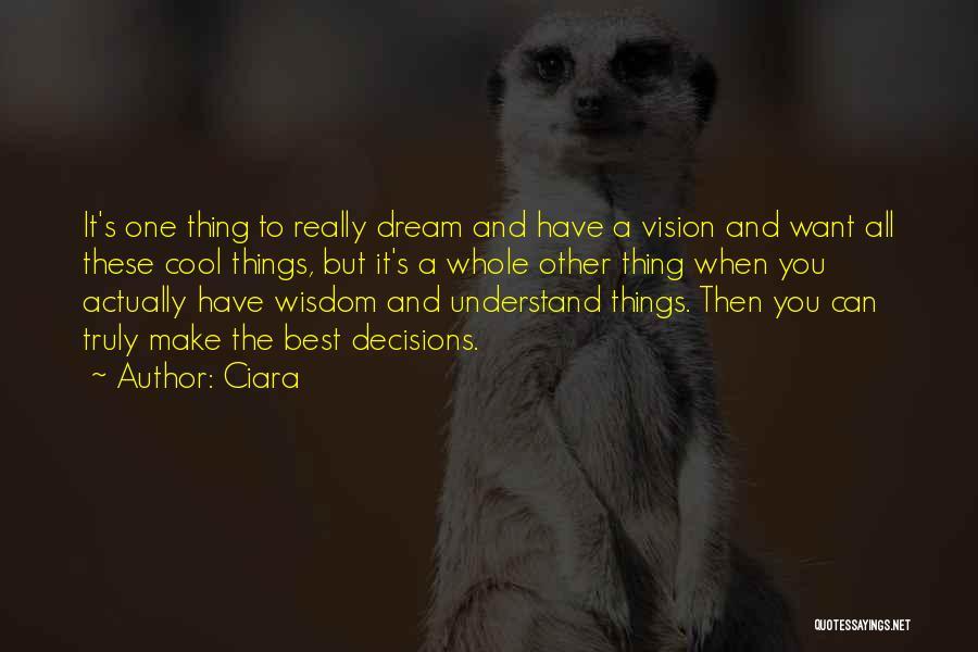 Ciara Quotes 1335643