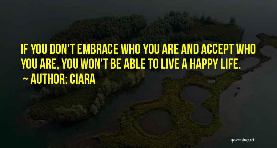 Ciara Quotes 146913