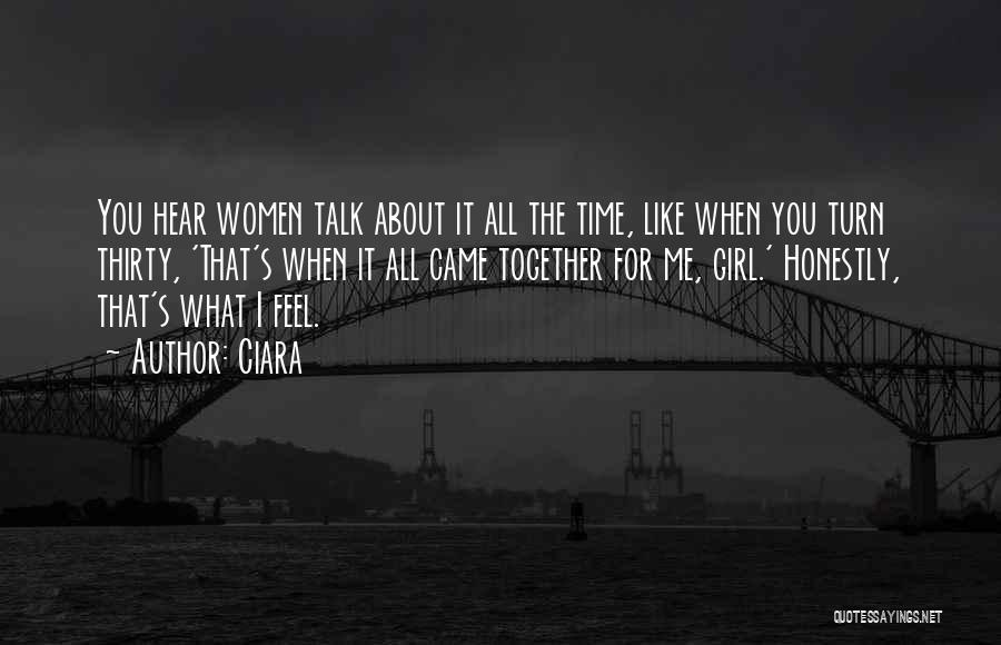 Ciara Quotes 1809828