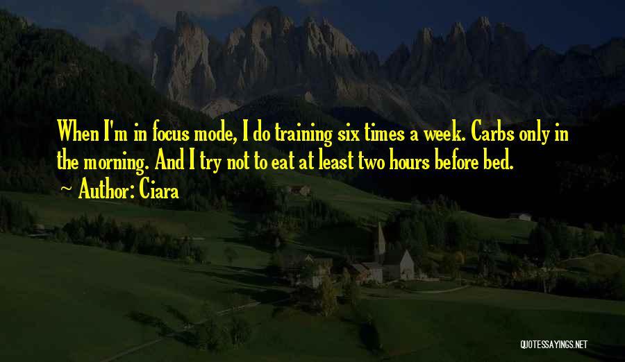 Ciara Quotes 200405