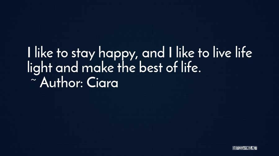 Ciara Quotes 2269316