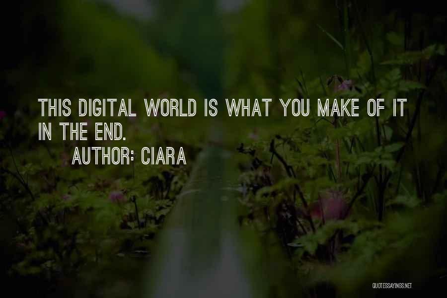 Ciara Quotes 661084