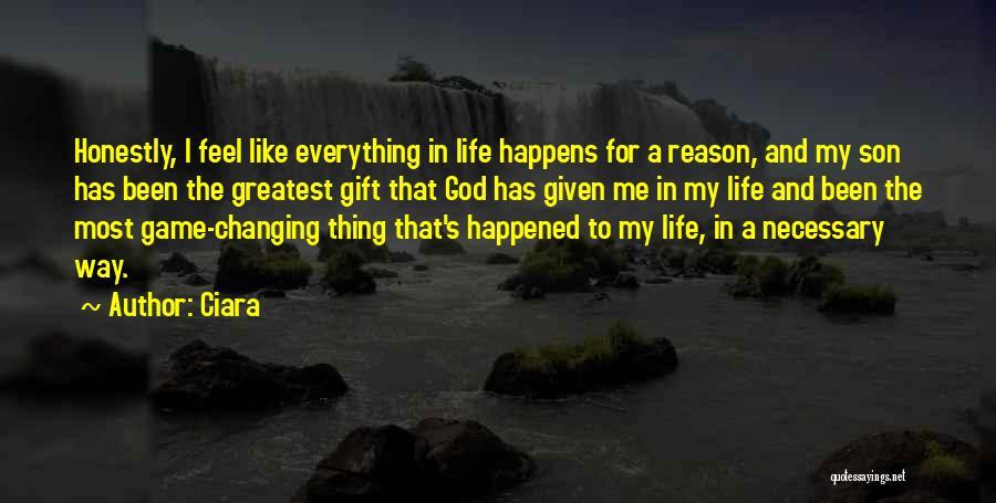 Ciara Quotes 691129