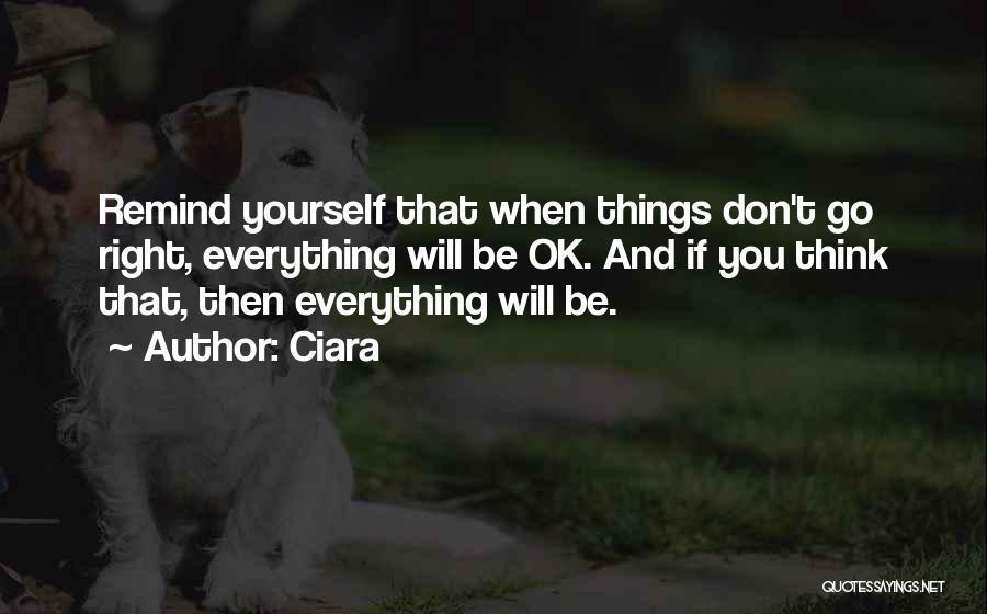 Ciara Quotes 839434