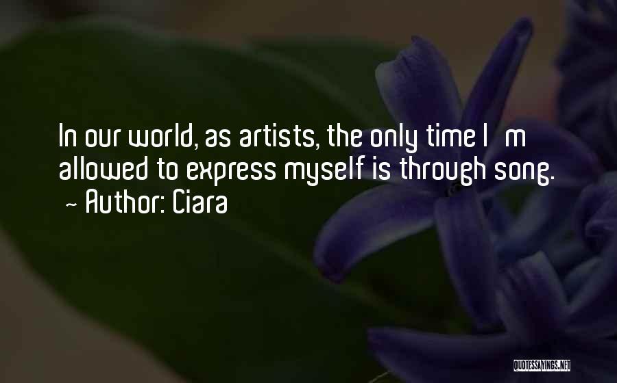 Ciara Quotes 943448