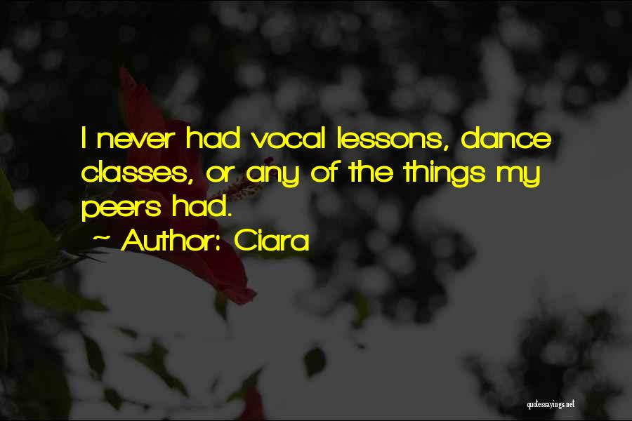 Ciara Quotes 946285