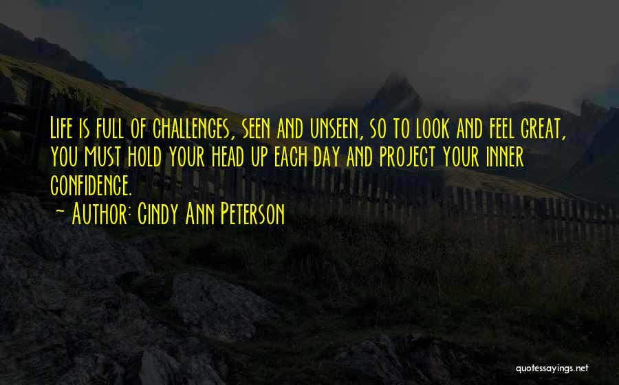 Cindy Ann Peterson Quotes 1776701