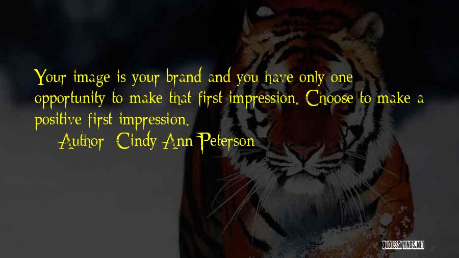 Cindy Ann Peterson Quotes 1998813