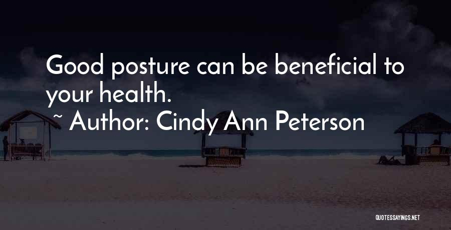 Cindy Ann Peterson Quotes 2013230