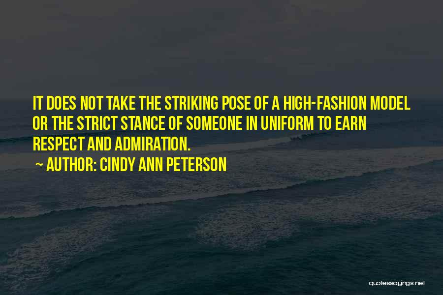 Cindy Ann Peterson Quotes 704875