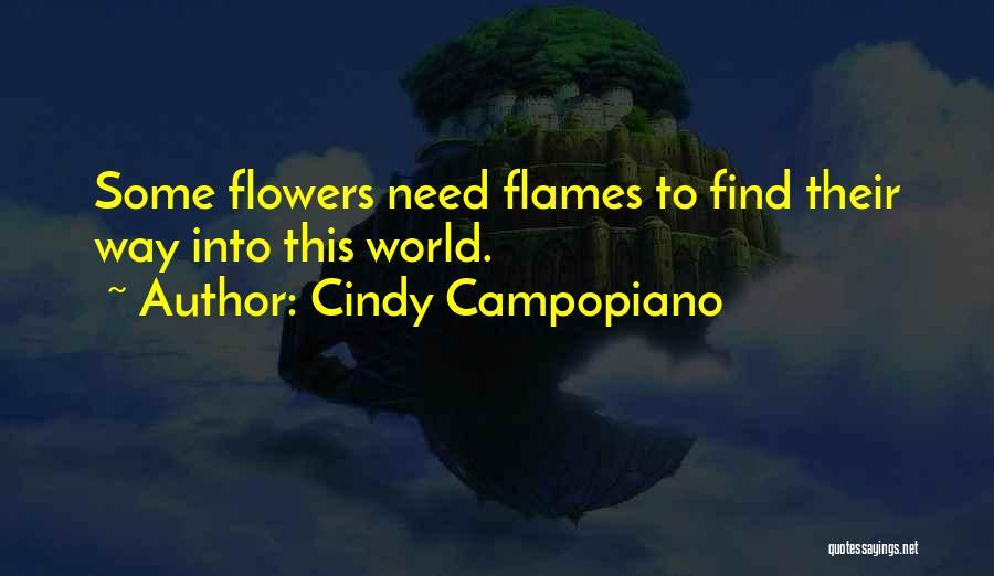Cindy Campopiano Quotes 1404325