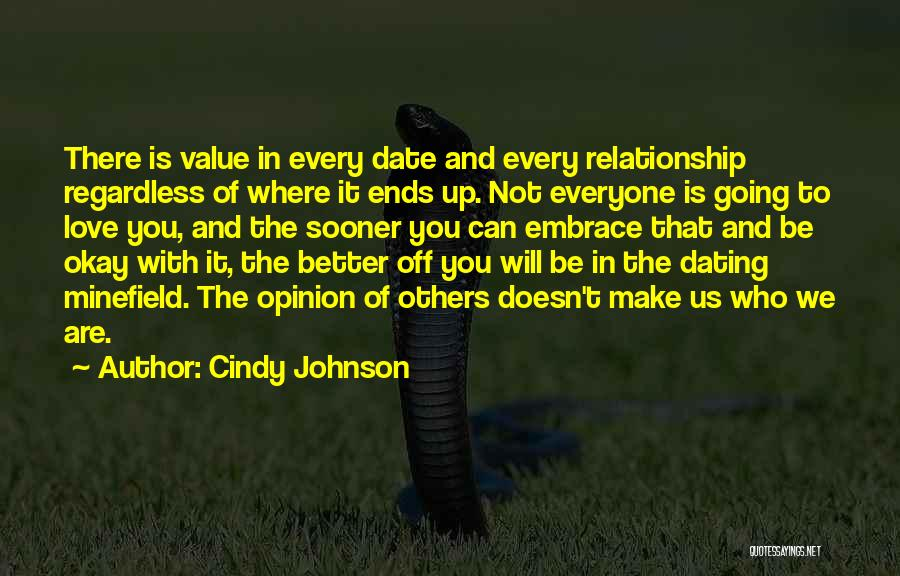 Cindy Johnson Quotes 518250