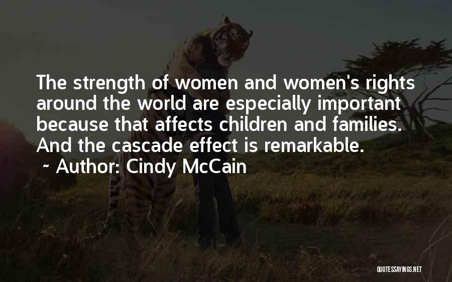 Cindy McCain Quotes 1093001