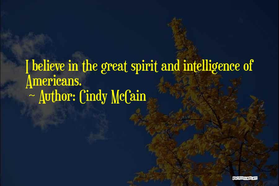 Cindy McCain Quotes 580950