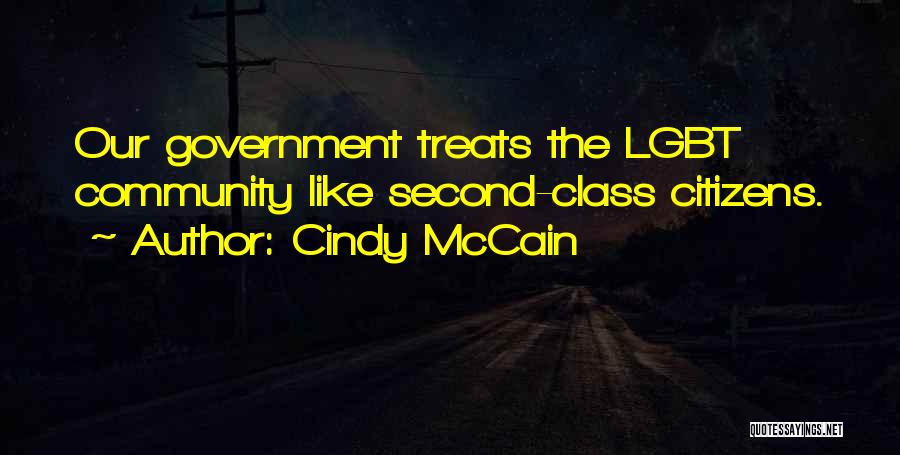 Cindy McCain Quotes 872024