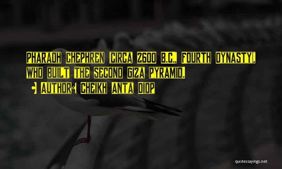 Circa Quotes By Cheikh Anta Diop