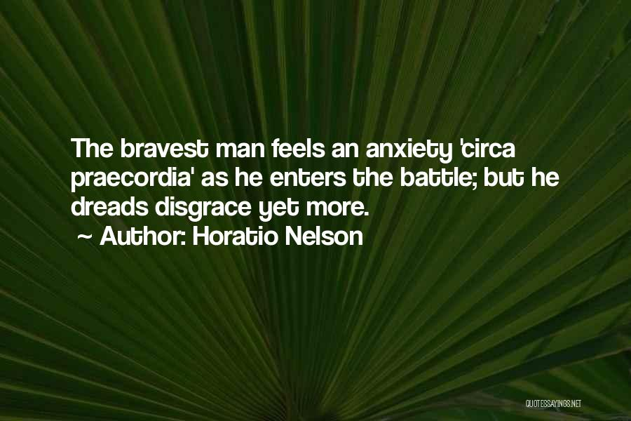 Circa Quotes By Horatio Nelson
