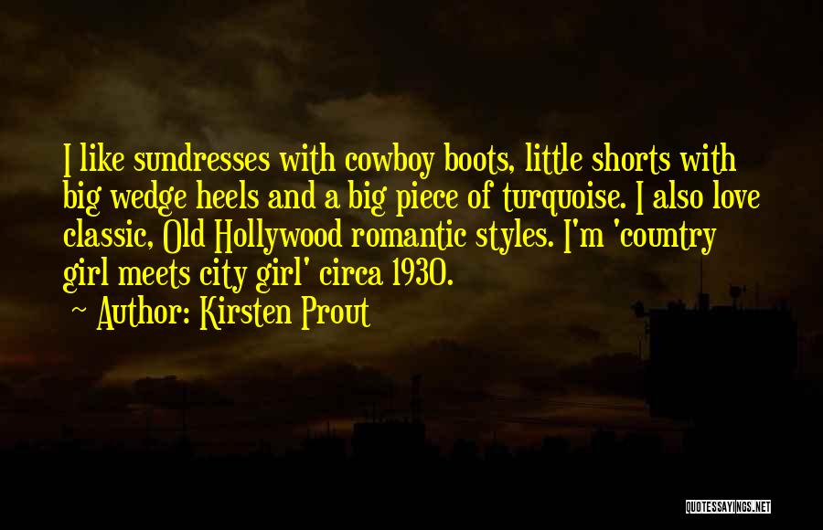 Circa Quotes By Kirsten Prout