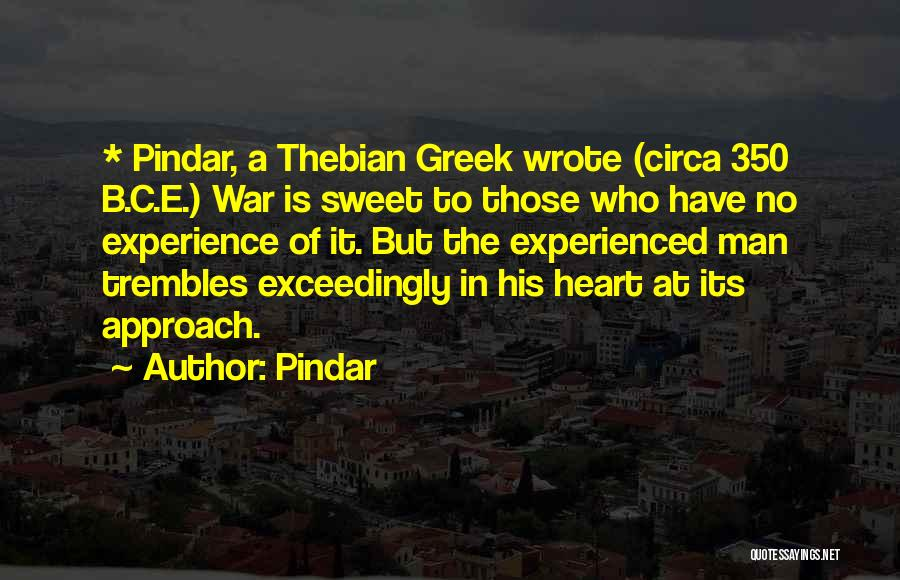 Circa Quotes By Pindar