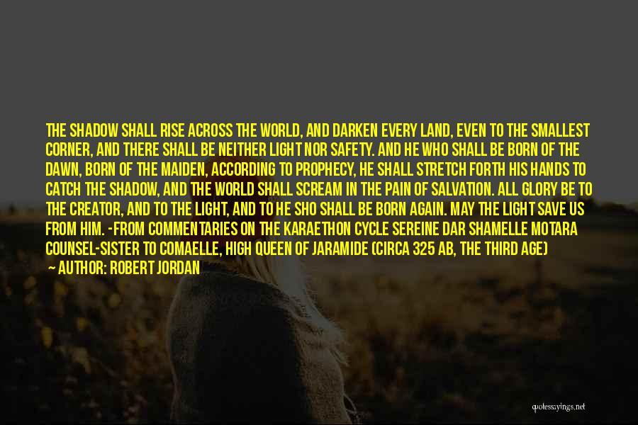 Circa Quotes By Robert Jordan