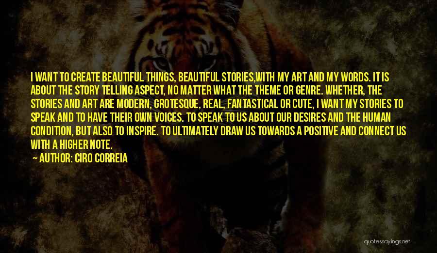 Ciro Correia Quotes 1912814