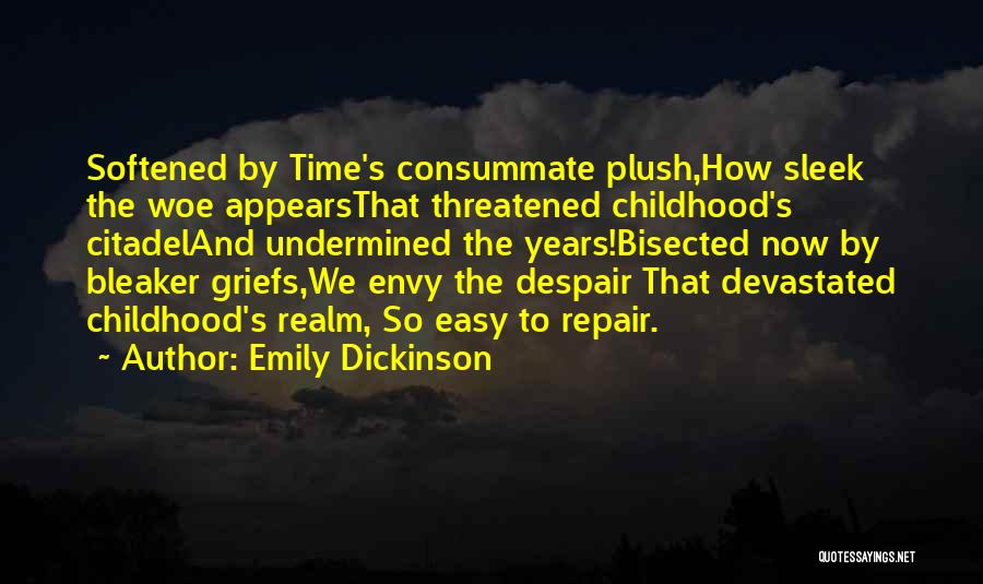 Citadel Quotes By Emily Dickinson