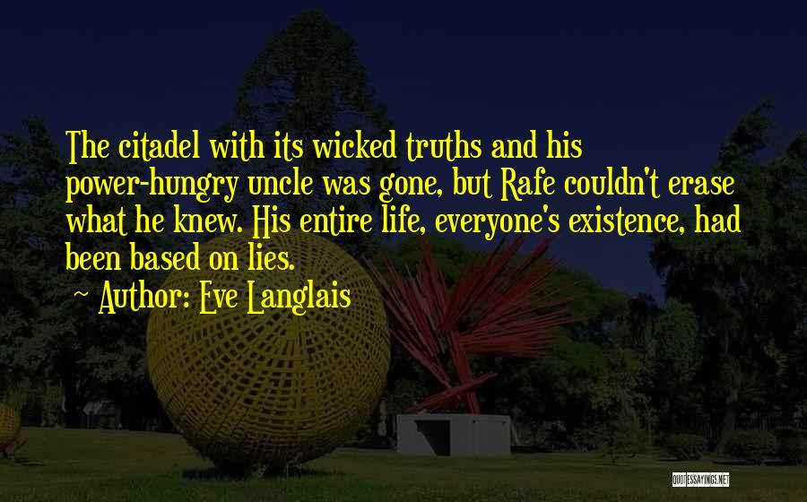 Citadel Quotes By Eve Langlais