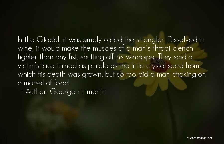 Citadel Quotes By George R R Martin