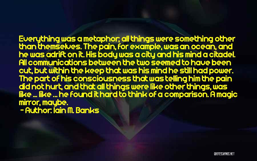 Citadel Quotes By Iain M. Banks