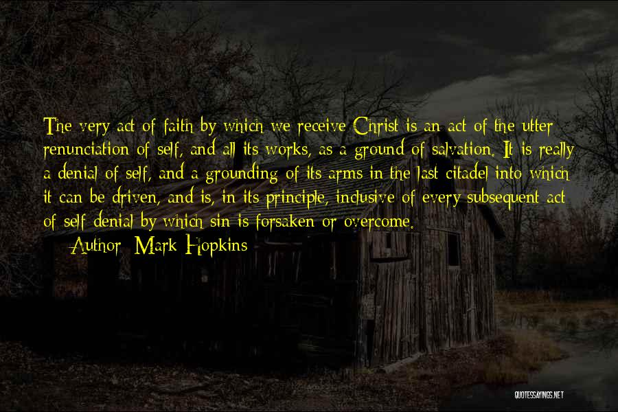 Citadel Quotes By Mark Hopkins