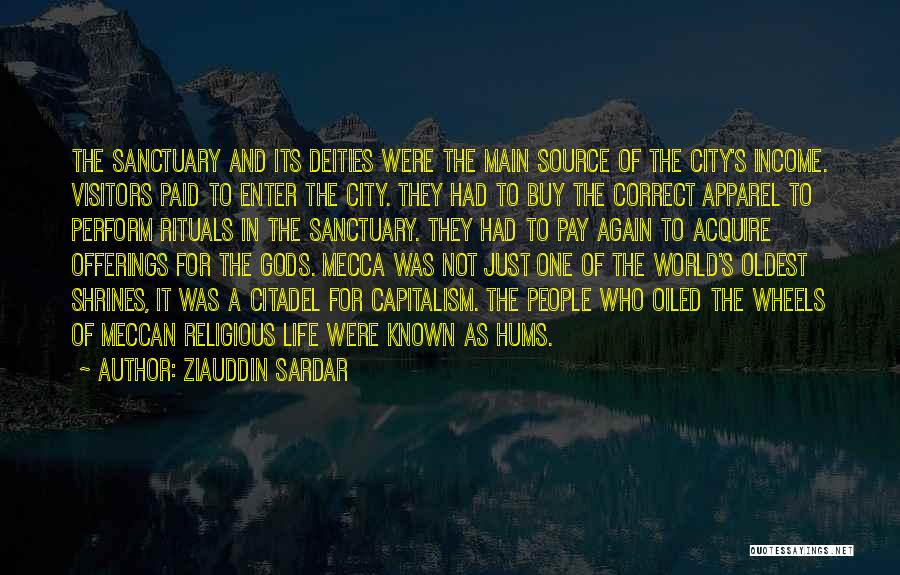 Citadel Quotes By Ziauddin Sardar