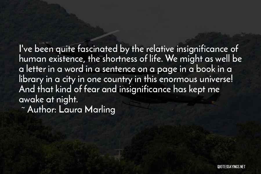 City Life Versus Country Life Quotes By Laura Marling