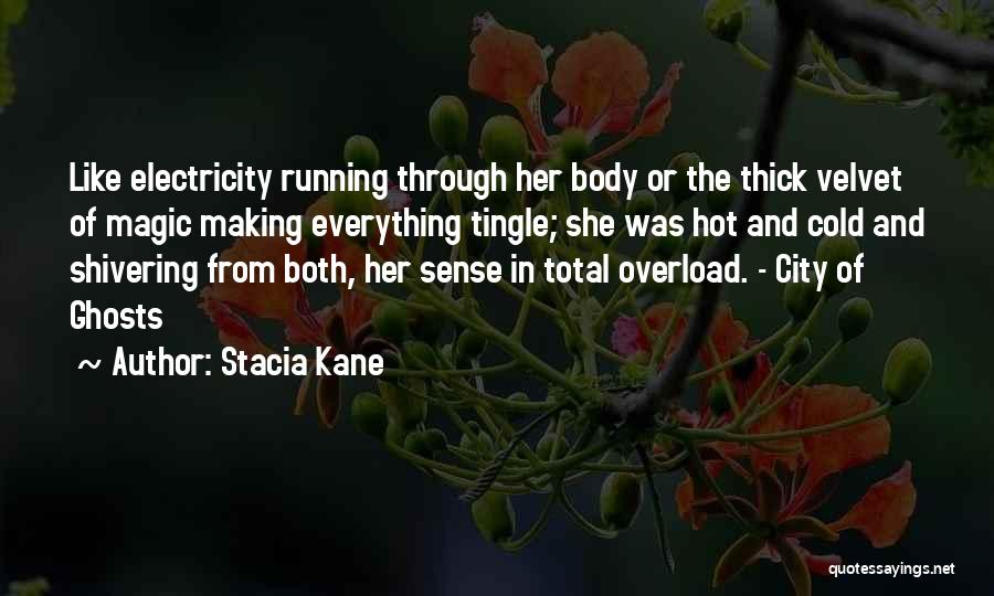 City Of Ghosts Quotes By Stacia Kane