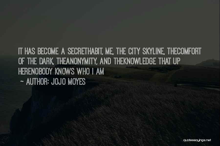 City Skyline Quotes By Jojo Moyes