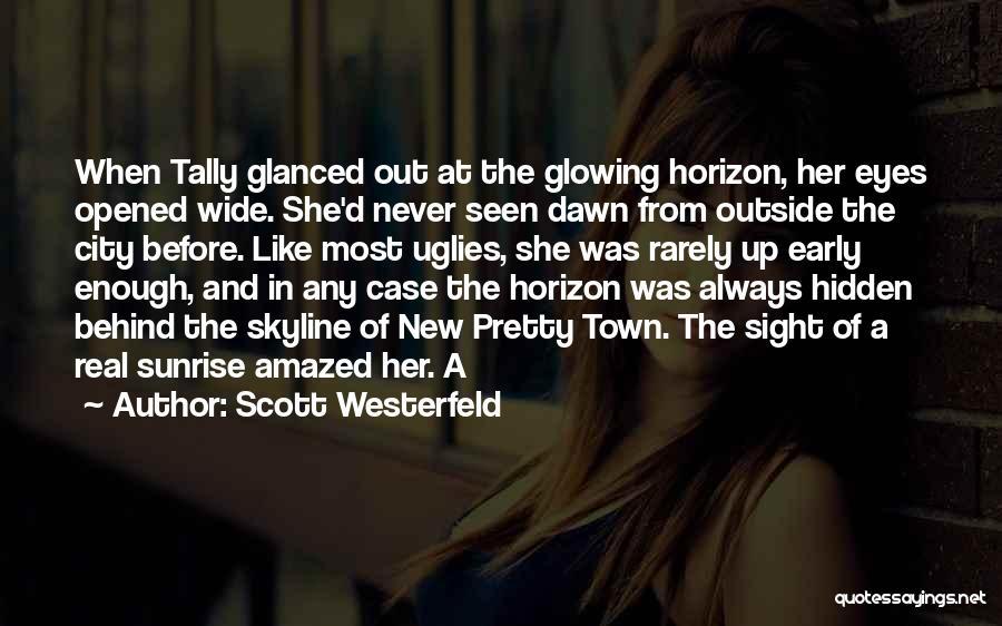 City Skyline Quotes By Scott Westerfeld