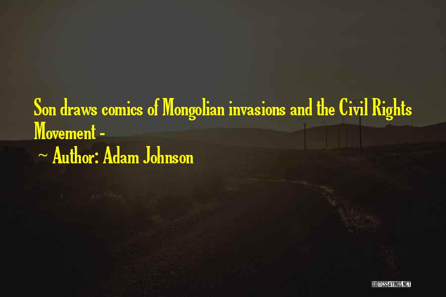 Civil Quotes By Adam Johnson