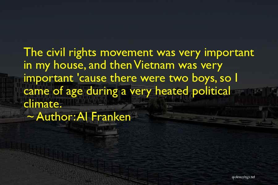 Civil Quotes By Al Franken