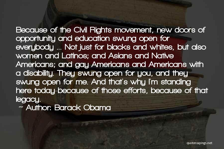 Civil Quotes By Barack Obama