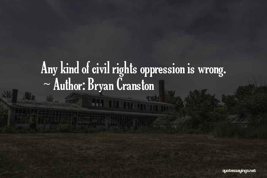 Civil Quotes By Bryan Cranston