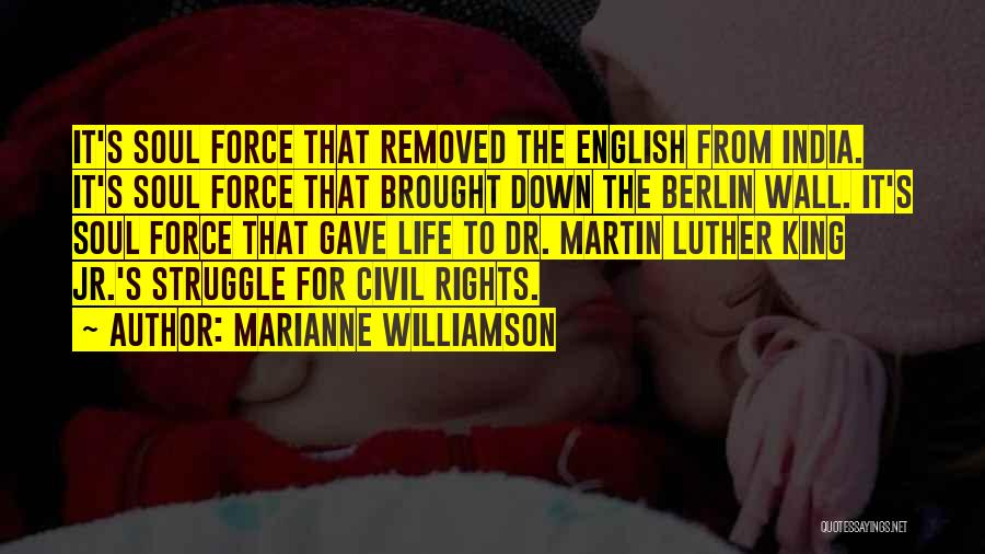 Civil Quotes By Marianne Williamson