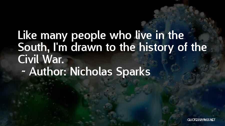 Civil Quotes By Nicholas Sparks