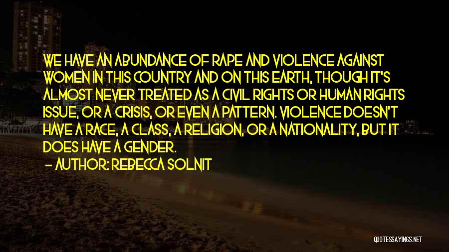 Civil Quotes By Rebecca Solnit