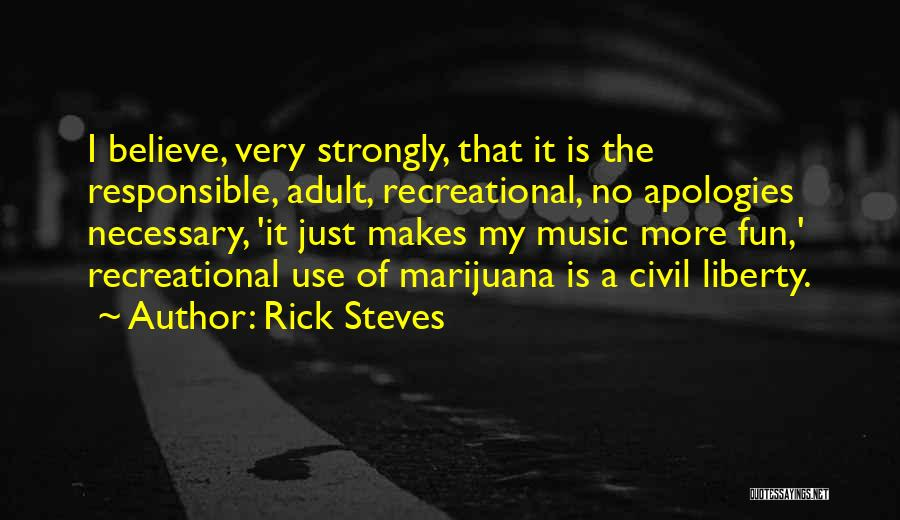 Civil Quotes By Rick Steves