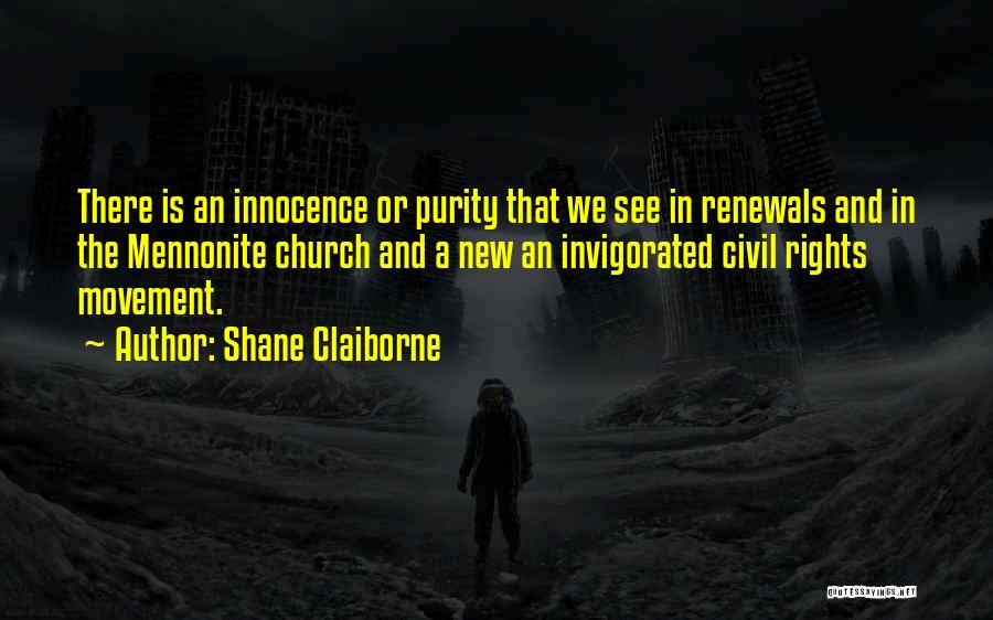 Civil Quotes By Shane Claiborne