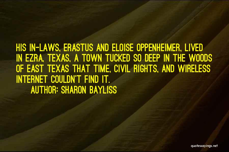 Civil Quotes By Sharon Bayliss